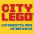 Grafica evento e allestimento - City Lego